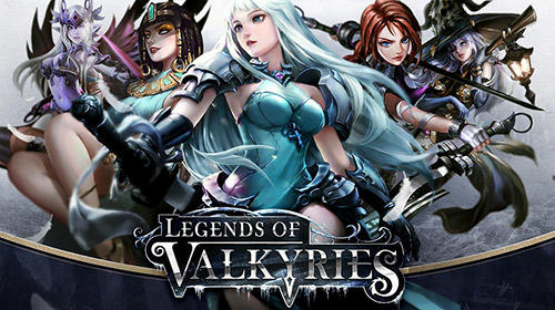 Legends of valkyries обложка