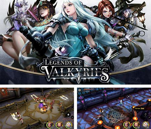 Legends of valkyries