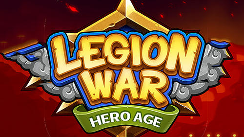 Legion war: Hero age обложка