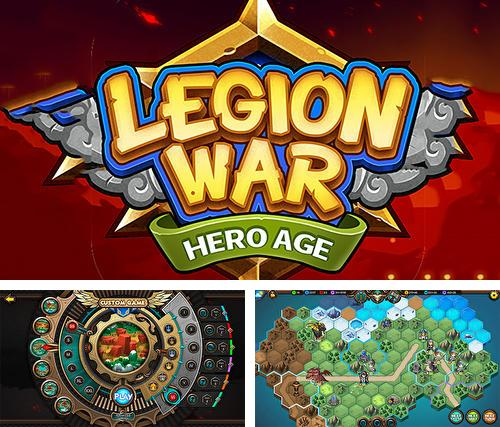 Legion war: Hero age