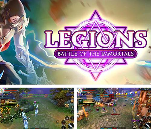 Legions: Battle of the immortals
