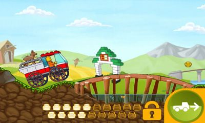 Capturas de pantalla de LEGO App4+ Easy to Build for Young Builders para tabletas y teléfonos Android.