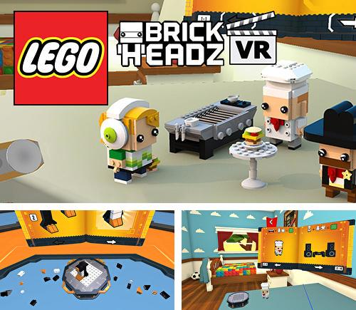 LEGO Brickheadz builder VR for Android - Download APK free