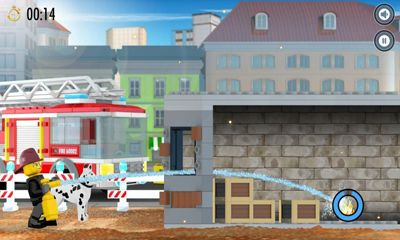 LEGO City Fire Hose Frenzy screenshot 4