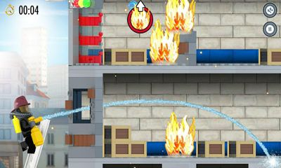 LEGO City Fire Hose Frenzy screenshot 2