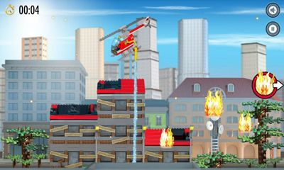 LEGO City Fire Hose Frenzy screenshot 3