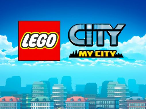 LEGO City: My City обложка