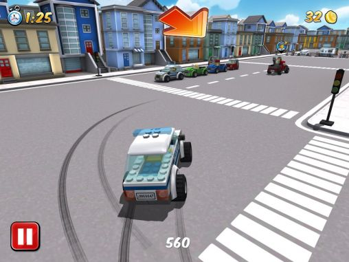 Screenshots von LEGO City: My City für Android-Tablet, Smartphone.