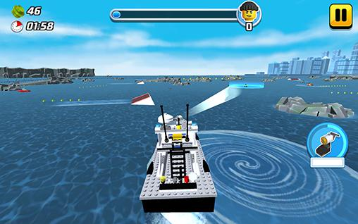 Screenshots von LEGO City: My city 2 für Android-Tablet, Smartphone.