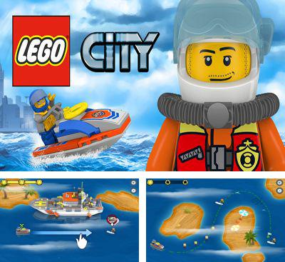 In addition to the game LEGO App4+ Easy to Build for Young Builders for Android phones and tablets, you can also download LEGO City Rapid Rescue for free.