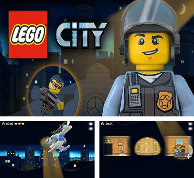 In addition to the game LEGO App4+ Easy to Build for Young Builders for Android phones and tablets, you can also download LEGO City Spotlight Robbery for free.