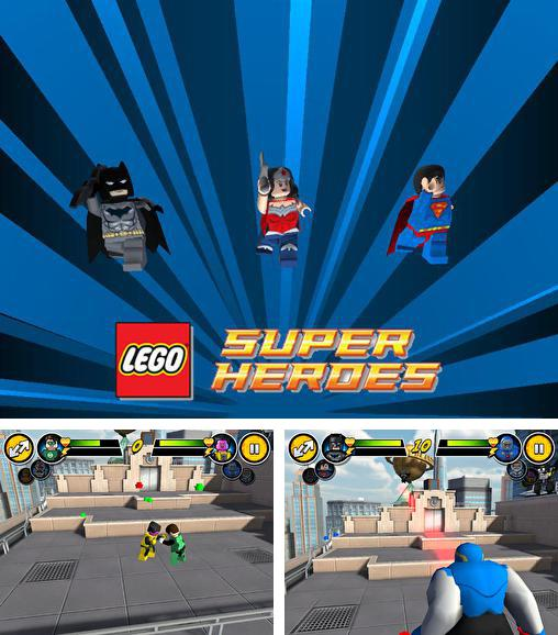 In addition to the game LEGO DC super heroes for Android, you can download other free Android games for Acer Liquid Z4.