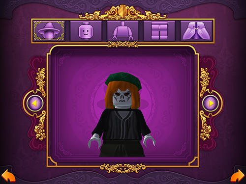 Kostenloses Android-Game LEGO Harry Potter: Jahre 1-4. Vollversion der Android-apk-App Hirschjäger: Die LEGO Harry Potter: Years 1-4 für Tablets und Telefone.