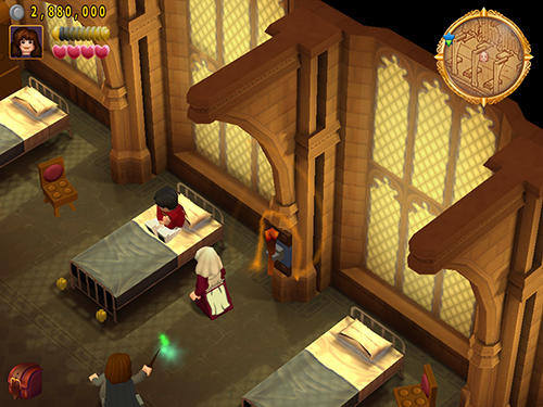 Screenshots von LEGO Harry Potter: Years 1-4 für Android-Tablet, Smartphone.