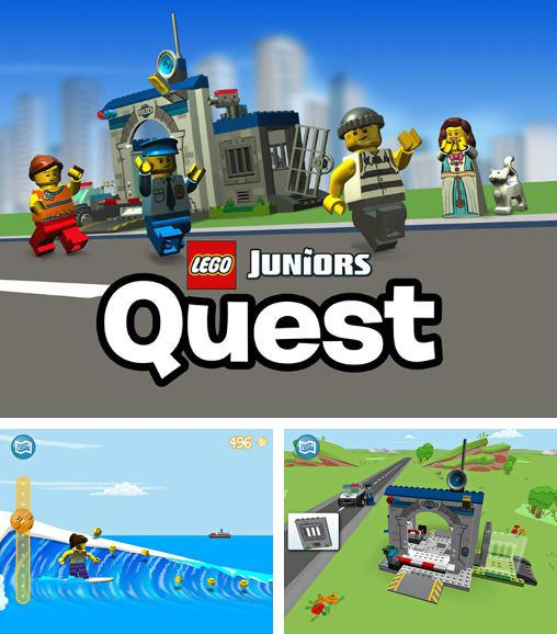 In addition to the game LEGO App4+ Easy to Build for Young Builders for Android phones and tablets, you can also download LEGO Juniors quest for free.