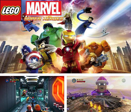 LEGO Marvel super heroes v1 09 for Android - Download APK free