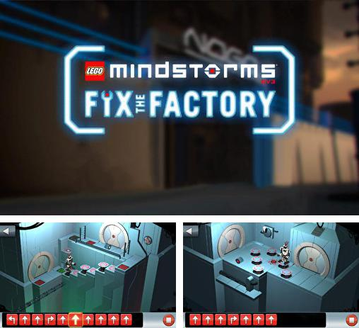 LEGO Mindstorms: Fix the factory