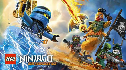 Lego ninjago skybound for android download apk free - Ninjago phone wallpaper ...