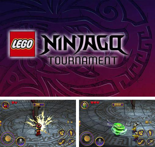 In addition to the game LEGO Ninjago tournament for Android, you can download other free Android games for Manta MID709.