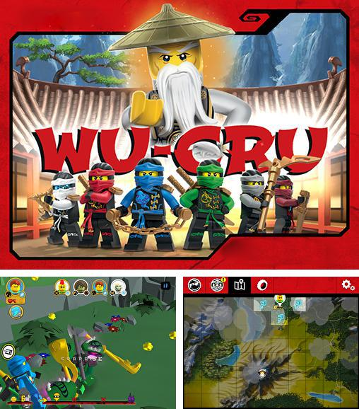 In addition to the game LEGO Star wars: The force awakens for Android phones and tablets, you can also download LEGO Ninjago: Wu-Cru for free.