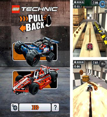 In addition to the game LEGO App4+ Easy to Build for Young Builders for Android phones and tablets, you can also download LEGO Pullback Racers for free.