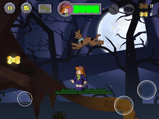 LEGO Scooby-Doo! Escape from haunted isle screenshot 3