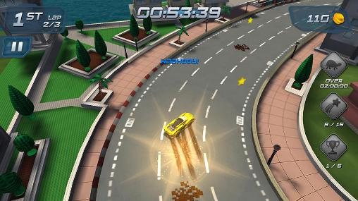 Screenshots von LEGO Speed champions für Android-Tablet, Smartphone.