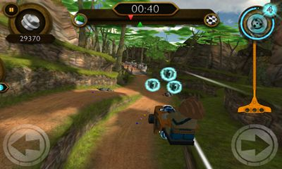 LEGO Legends of Chima: Speedorz screenshot 4