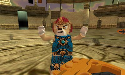 LEGO Legends of Chima: Speedorz screenshot 5
