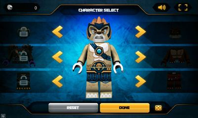 LEGO Legends of Chima: Speedorz screenshot 1