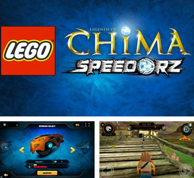 En plus du jeu Monsieur La Mort pour téléphones et tablettes Android, vous pouvez aussi télécharger gratuitement LEGO. La Légende de Chima: Speedorz, LEGO Legends of Chima: Speedorz.