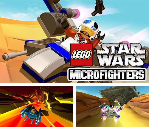 LEGO Star wars: Micro fighters
