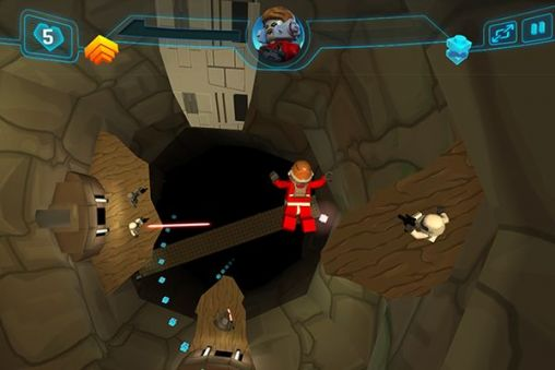 LEGO Star wars: The new Yoda chronicles screenshot 1