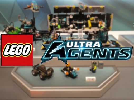 LEGO: Ultra agents