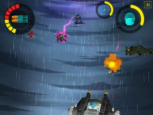 Kostenloses Android-Game LEGO Ultra Agenten: Antimaterie. Vollversion der Android-apk-App Hirschjäger: Die LEGO Ultra agents: Antimatter für Tablets und Telefone.