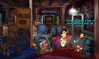 Leisure Suit Larry Reloaded screenshot 5