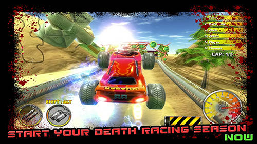 Lethal death race screenshot 1