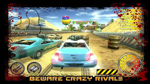Lethal death race screenshot 2