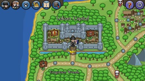 Lethal RPG: War screenshot 2