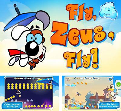 In addition to the game Leaky Pipes for Android phones and tablets, you can also download Fly, Zeus, Fly! for free.