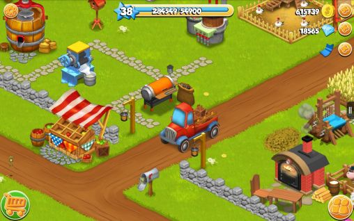 Screenshots von Let's farm für Android-Tablet, Smartphone.