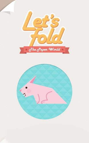 Let's fold - The paper world: Collection