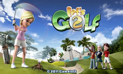 Let's Golf! 2 HD poster