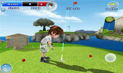 Let's Golf! 2 HD screenshot 1