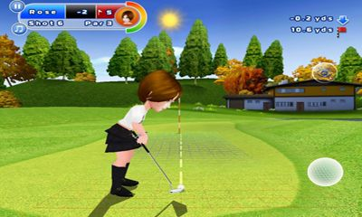 Let's Golf! 2 HD screenshot 2