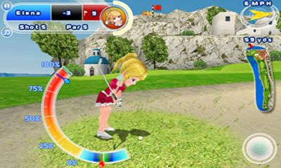 Let's Golf! 2 HD screenshot 3