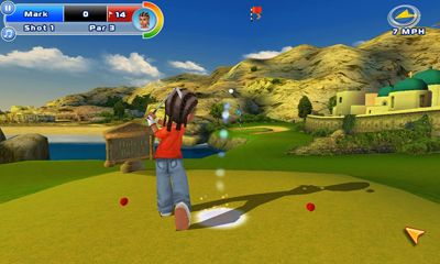 Let's Golf! 2 HD screenshot 4