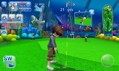 Let's Golf! 3 screenshot 2