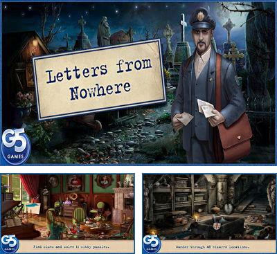 In addition to the game KonradGP for Android phones and tablets, you can also download Letters From Nowhere for free.