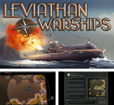 In addition to the game Circulus for Android phones and tablets, you can also download Leviathan Warships for free.